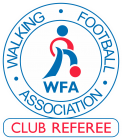 Walking Football Club Referee