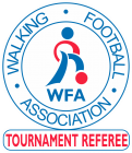 Walking Football Tournament Referee